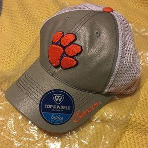 Brand new Clemson Hat